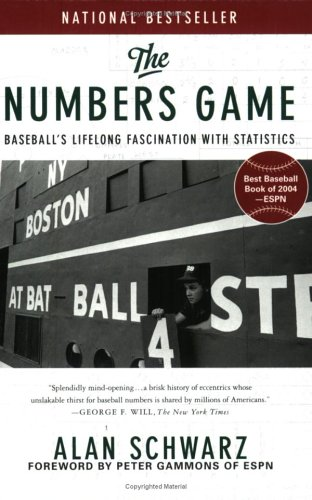 The Numbers Game: Baseball's Lifelong Fascination with Statistics 9780312322236