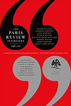 The Paris Review Interviews, Vol. III 9780312363154