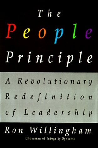 The People Principle: A Revolutionary Redefinition of Leadership 9780312244903