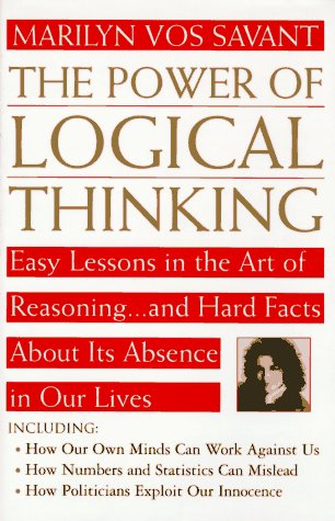 The Power of Logical Thinking 9780312139858