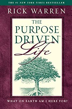 The Purpose Driven Life: What on Earth Am I Here For? 9780310210740