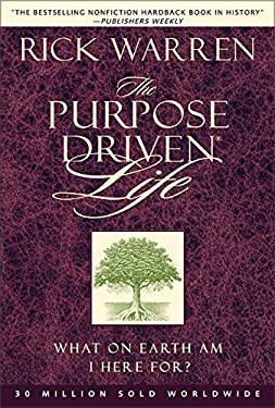 Purpose Driven Life: What on Earth Am I Here For? 9780310205715