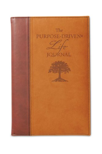 The Purpose Driven Life Deluxe Journal 9780310805557
