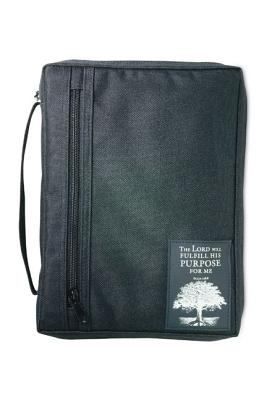 The Purpose Driven Life Patch Bible Cover XL
