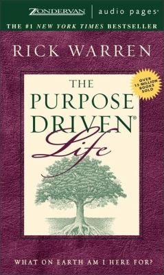 The Purpose Driven(r) Life: What on Earth Am I Here For? 9780310209072