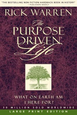 Purpose Driven Life: What on Earth Am I Here For? 9780310255253