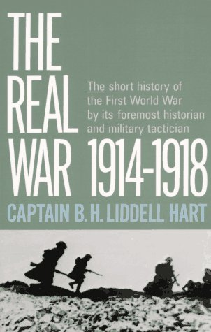 The Real War, 1914-1918 9780316525053