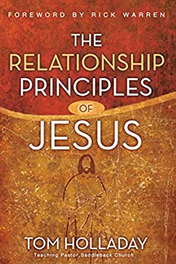 The Relationship Principles of Jesus 9780310283676
