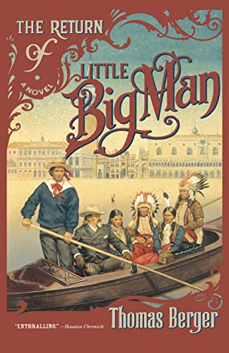 The Return of Little Big Man 9780316091176
