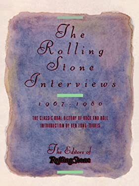 The Rolling Stone Interviews: 1967-1980 9780312034863