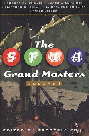 The SFWA Grand Masters 9780312868819
