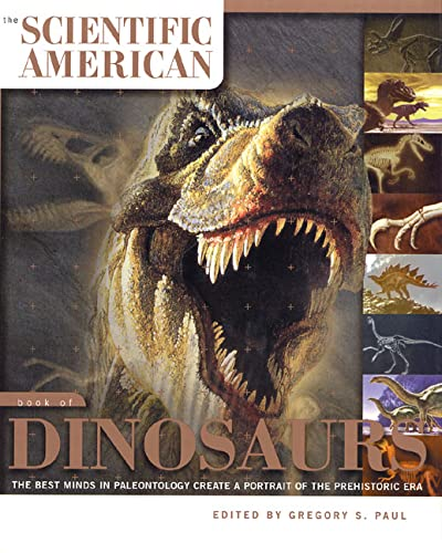 Sci Am Book of Dinosaurs 9780312262266