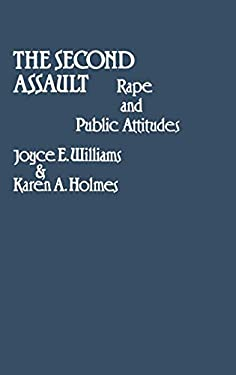 The Second Assault: Rape and Public Attitudes 9780313225420