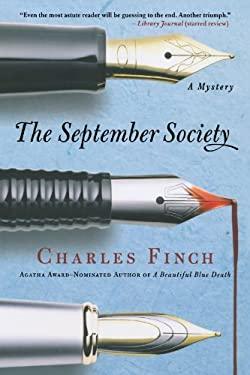 The September Society 9780312564940