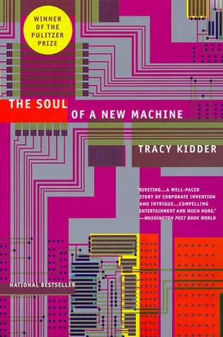 The Soul of a New Machine 9780316491976