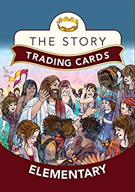 The Story Trading Cards: For Elementary: Grades 3 and Up 9780310720263