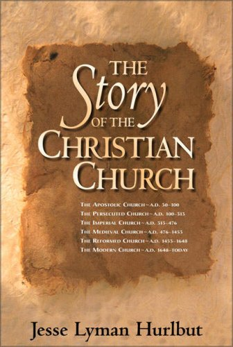 The Story of the Christian Church 9780310265108