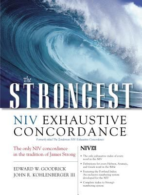 The Strongest NIV Exhaustive Concordance 9780310262855