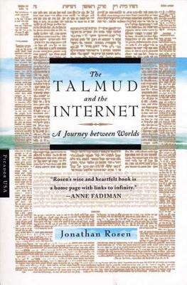 The Talmud and the Internet: A Journey Between Worlds 9780312420178