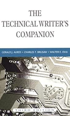 The Technical Writer's Companion 9780312259785