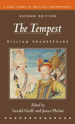 The Tempest: A Case Study in Critical Controversy 9780312457525
