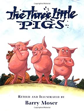 The Three Little Pigs 9780316585446
