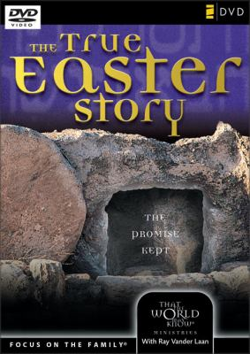 The True Easter Story: The Promise Kept 9780310242444