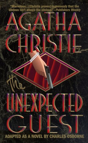 The Unexpected Guest 9780312975128
