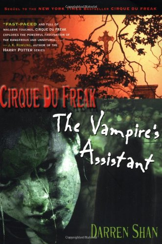 The Vampire's Assistant 9780316606844