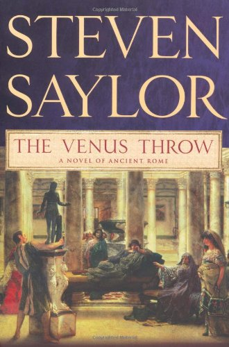 The Venus Throw: A Mystery of Ancient Rome 9780312539672