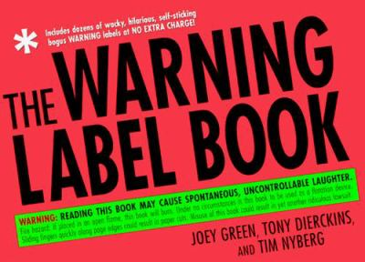 Warning Label Book 9780312195342