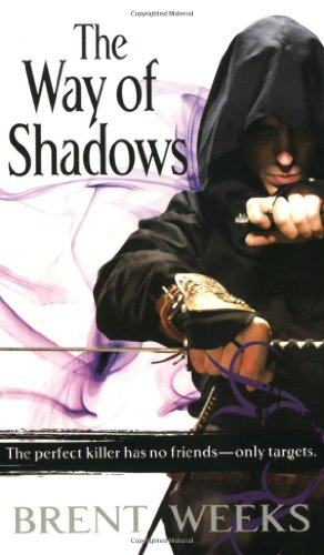 The Way of Shadows 9780316033671