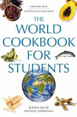 The World Cookbook for Students [Five Volumes] [5 Volumes] 9780313334542