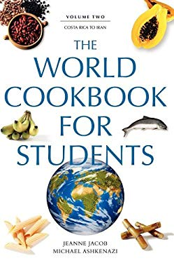 The World Cookbook for Students 9780313334566