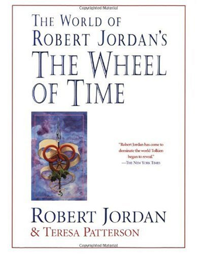 The World of Robert Jordan's the Wheel of Time 9780312869366