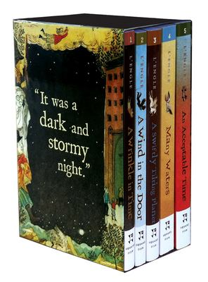 The Wrinkle in Time Quintet 9780312373511