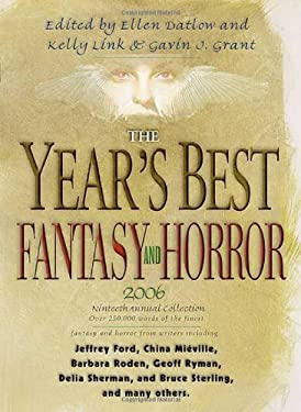 The Year's Best Fantasy & Horror 9780312356156
