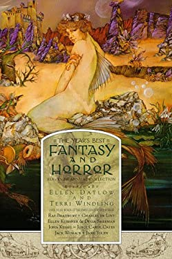 The Year's Best Fantasy and Horror: Eleventh Annual Collection 9780312187781