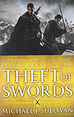 Theft of Swords 9780316187749