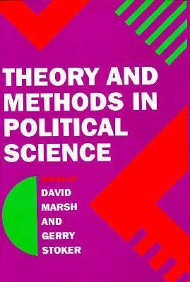 Theory & Methods in Political Science 9780312127619