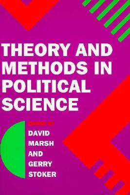Theory and Methods in Political Science 9780312127626