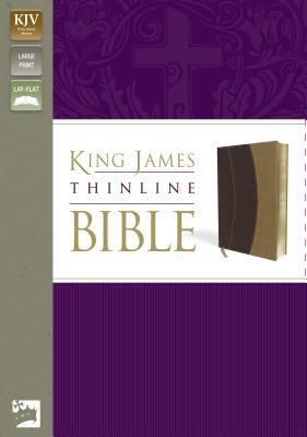 Thinline Bible-KJV-Large Print 9780310941828