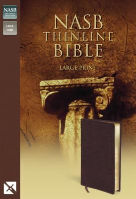 Thinline Bible-NASB-Large Print 9780310917984