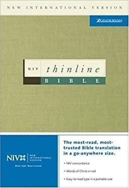 Thinline Bible-NIV 9780310908555