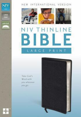 Thinline Bible-NIV-Large Print 9780310435884