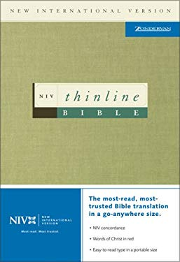 Thinline Bible-NIV 9780310903239