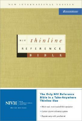 Thinline Reference Bible-NIV 9780310928713