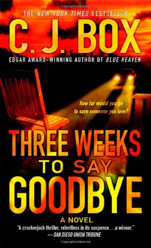Three Weeks to Say Goodbye 9780312365738