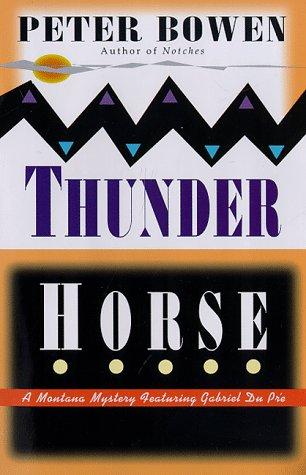 Thunder Horse 9780312183035