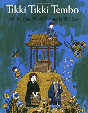 Buy new used books online with free shipping better for Tikki tikki tembo coloring pages